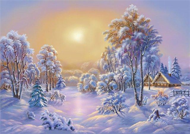зима 8а